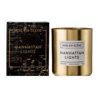 Свеча ароматическая mise en scene manhattan lights 50 ч Ambientair